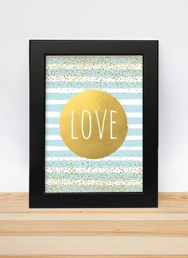 Gold Love 13-18cm-Decarthome
